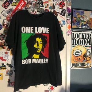 Vintage Zion Bob Marley Tee